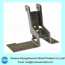 Small metal mounting structure bracket, solar panel mounting structure