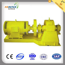 mini excitation oblique type brushless water turgo turbine generators for home use
