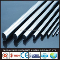 professional manufacture of polish 304 stainless steel round bar