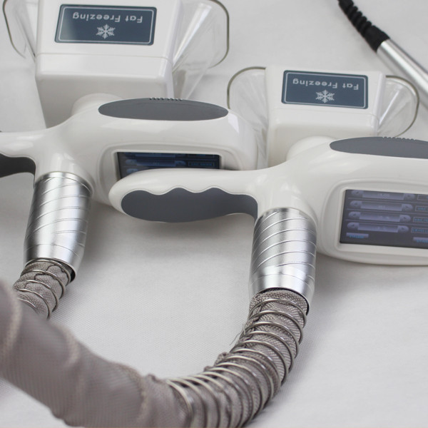 Rápido e Eficaz Fino Congelador Máquina de Perda de Peso 2 alças Cryolipolysie