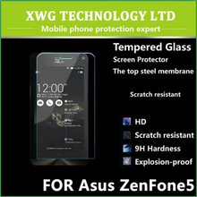 Explosion-Proof High Clear ZENFONE 5 Tempered Glass Screen Protector For ASUS ZENFONE 5 Anti Shatter Screen Protector Film