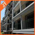 Ferrocarril / moderna barandillas de los balcones / galvanizado barandilla