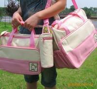 SIC012 NapBaby Changing Diaper py Bag Mummy Mother Handbag multifunctional set Diaper Bag