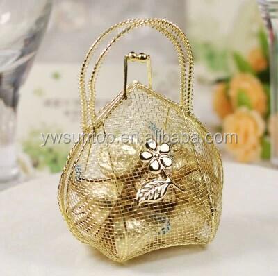 Wedding Favor Mesh Bags : Tin Bags Cross Mesh Tin Bags For Wedding FavorsBuy Bags For Wedding ...