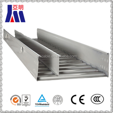 high-strength groove type hot dip galvanized Steel Trunking Cable Tray with CE