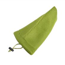 sheer mesh drawstring gift bag