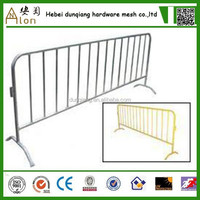 PVC coated pedestrian fence/temporary fence/ concert crowd control barrier for sale