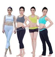 IYOGA Breathable Crop Top Plain Women