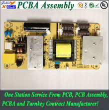 High quality and competitive cost aluminum based pcb assembly aluminum led pcb assembly assembled led pcb