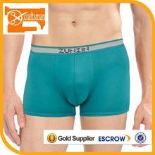 New arrival fashion Men printed boxer men cotton boxer underwear