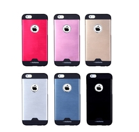 China factory direct sale new phone product motomo ultra-thin metal cell phone case for iphone 6