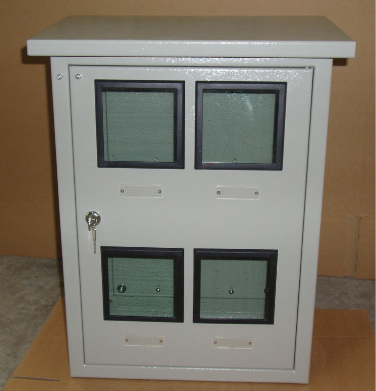 Electrical Power Meter Boxes : Indoor electric meter boxes buy box