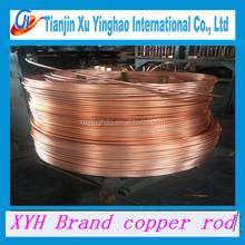 8mm copper wire rod, copper bar, pure copper metal price