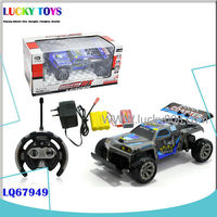 New 4 channel RC buggy toy china go kart big boy toy gift rc off road car for sale