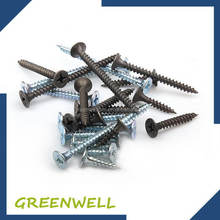 New style hot sell black phosphated point drywall screw