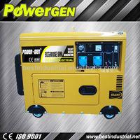 Top Seller!!!POWERGEN Home Used Small Diesel Generator