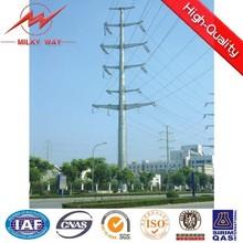 18m electric power pole supplier