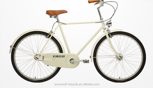 20 inch dutch bike white ladies bike
