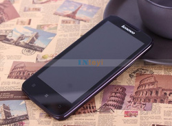 """Hottest Original Lenovo A820 A820T Mobile Phone 4.5"""" IPS MTK6589 Quad Core Android phone Dual SIM 3G WCDMA/GSM Mobile phone"""