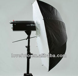"33"" Studio Umbrella Factory price - Easy to Fold and Carry,Photographic Parabolic Umbrella,Reflective Umbrella Diffuser"
