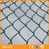 Hot Sale Cheap Hot Dipped Galvanized Vinyl Coated Chain Link Fence