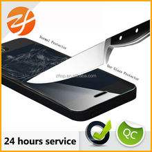 Accept PayPal! Anti-scratch super quality 9H 2.5D 0.33mm tempered glass film screen protector for Sony Xperia SP M35H