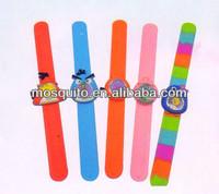 natural citronella oil fashion silicone mosquito repellent bracelet& bangles for baby&kids