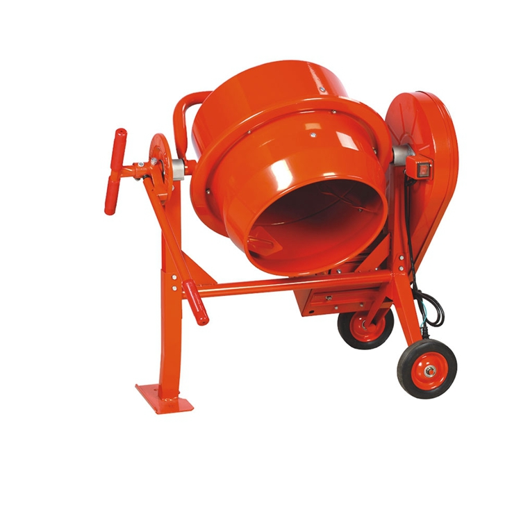 Best industrial used portable concrete mixer for sale for Cement mixer motor for sale