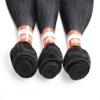 Fashion style 6a 100% peruvian virgin hair organic hair dye human hair