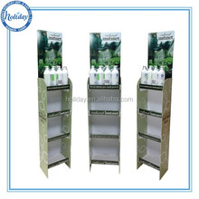 Pop retail displays/catching shopper eyes shampoo retail fixtures display