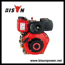 BISON(CHINA) Hot-Sale Manual 168F Recoil Lifan 250CC Gasoline Engine