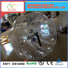 High quality and popular adult hot sale bumper ball for fun