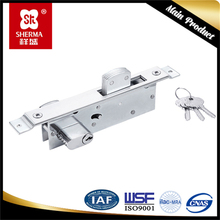 Wholesale high quality aluminium/zinc alloy mortise lock set