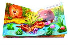 Pop-up Book/ 3D book for Children Learning or entertaining
