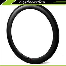 60mm Tubular Carbon Bike Rims for Road Bike on Sale! Carbon Wide Aero V Shape Rims 700c for Sale