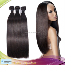 Virgin remy silk straight malaysian human hair 50% discount now fast delivery