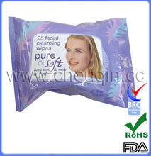 Biodegradable plastic bag raw material