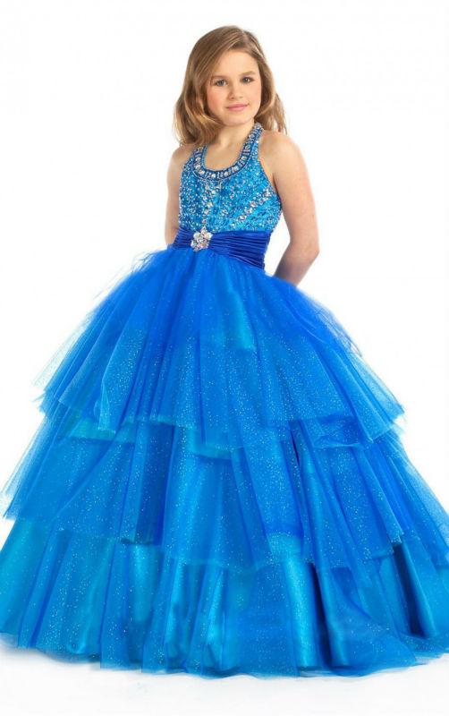 Robe de soir e pour petite fille de 10 ans for Robes de demoiselle d honneur pour mariage en plein air