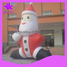2015Gus-LT-006 popular Outdoor inflatable cartoon, Christmas decoration