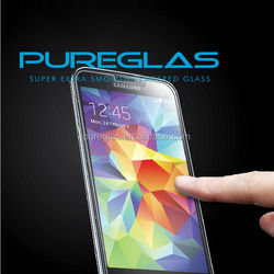 China manufacturer supply ultra clear tempered glass screen protector for samsung s5 mini, sample for free