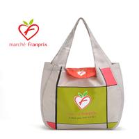 alibaba online shop polyester foldable shopping bag ecology