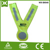 factory suppliers polyester class2 tape high visibility V security hi vis vest for kids