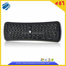 Multifunction 2.4G Infrared Remote Control wireless air mouse with keyboard for smart tv