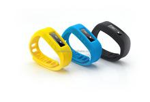 2014 best pedometer,bluetooth activity tracker,3d sensor usb pedometer. bluetooth wristband pedometer