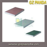 Regular Plaster Panel Waterproof Gypsum Board Fireproof Drywall