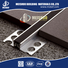 Best-selling flooring aluminum alloy flexible movement joints in concrete