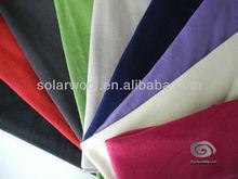 Merino wool tops fabric