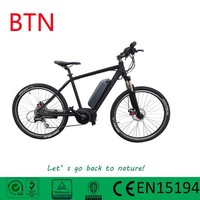 2015 hot sale powerful electric bike with 36v bafang motor