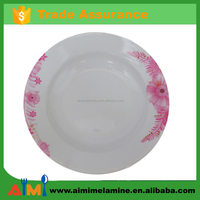 Hot-selling Melamine Picnic Plates in Mid-East market