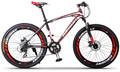 26 pulgadas MTB 27 / doble disco de freno / MULTRIPLE bicicleta de montaña de velocidad ( soporte personalizado FACOTRY )